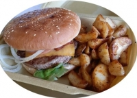 "Kraxei ́s ""Burger Special"""