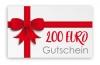Gutschein 200 Euro